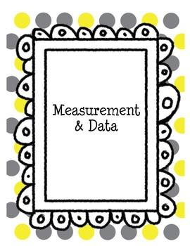 3rd Grade Common Core Standards Labels - Vertical