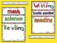 3rd Grade Common Core Standards and Posters in Color, Chev