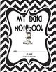 3rd Grade Common Core Student Data Notebooks and I Can Checklist