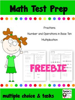 Free Test Prep Assessments - 3rd Grade
