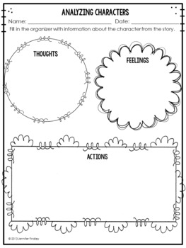 3rd Grade Common Core Weekly Reading Review {Set 2: Character Traits}