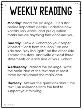 3rd Grade Reading Review | Set 4: Informational Text | Common Core Aligned