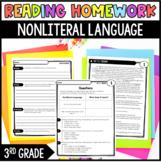 3rd Grade Reading Review   Set 6: NonLiteral Language/Idio
