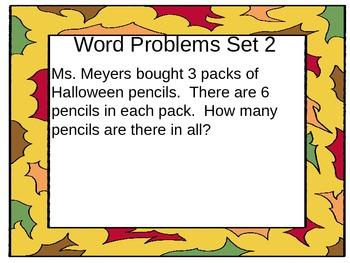 3rd Grade Common Core Word Problems OA.8