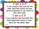 3rd Grade Common Core/Marzano Learning Goal Proficiency Scale Posters