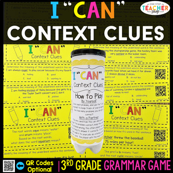 Fifth Grade Language Skill Builders - Context Clues