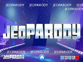 3rd Grade Conventions Review Jeopardy Game