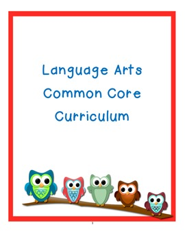 3rd Grade Core Curriculum