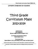 Curriculum Maps 2013-14 (3rd Grade)