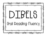 3rd Grade DIBELS EOY DORF (Oral Reading Fluency) Growth Clip Chart