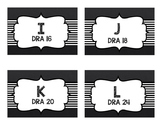 3rd Grade DRA Leveled Readers Label