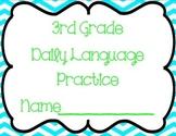 3rd Grade Daily Language Practice (36 weeks)