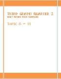 3rd Grade Daily Math Homework QUARTER TWO