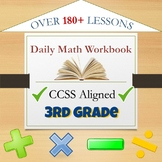 3rd Grade Daily Math Practice: Hundreds of Lessons!