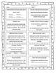 3rd Grade Daily Spiral Review ELA and Math Printables - Quarter 2 - NO PREP!