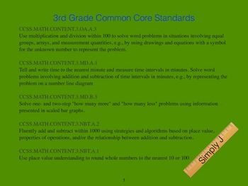 45 Mixed Operations Multi/Single Step Word Problems: 3rd Grade