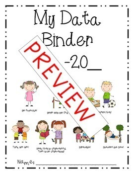 3rd Grade Data Binder and Data Day