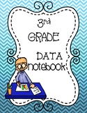 3rd Grade Data Notebook Cover