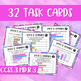3rd Grade Data and Graphing Task Cards