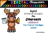3rd Grade Digital Classroom: Lesson 2- The Trial of Cardig