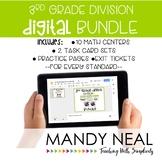 3rd Grade Digital Division Bundle