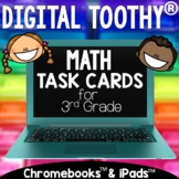 3rd Grade Digital Math Toothy®  Bundle | 3rd Grade Math Go