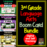 3rd Grade Reading Digital Boom Cards Bundle
