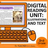 3rd Grade Digital Reading: Illustrations and Text for Goog