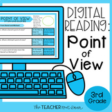 Point of View Digital Reading for Google Slides™ Distance