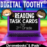 3rd Grade Digital Reading Toothy ® Bundle | 3rd Grade Read