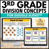 3rd Grade Division: Equal Groups, Arrays {3.OA.2, 3.OA.3}