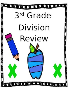 3rd Grade Division Review