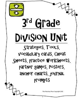 3rd Grade Division Unit