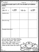 3rd Grade Division Worksheets: Sports Themed  Pages