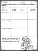 3rd Grade Division Worksheets: Summer Themed Practice Pages