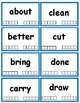 3rd Grade Dolch Sight Word Flash Cards with Data Tracking Options - RF.K.3 .