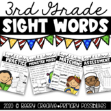 3rd Grade Dolch Sight Word Packet