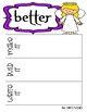 3rd Grade Dolch Sight Words: Make it, build it, write it (People of the Bible)