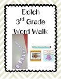 3rd Grade Dolch Word Walk