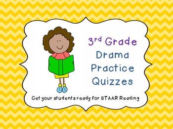 3rd Grade Drama STAAR Practice