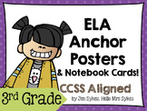 3rd Grade Anchor Charts ~ RL and RI standards
