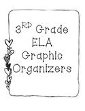 3rd Grade ELA Graphic Organizers