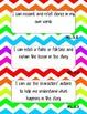 "3rd Grade ELA ""I Can"" statements"