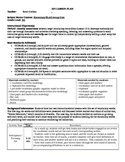 3rd Grade ELA Lesson Plan - Journeys Text, Yonder Mountain