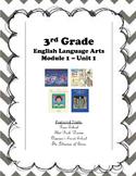 3rd Gr. ELA Mod 1 - Rain School, That Book Woman, Nasreen'