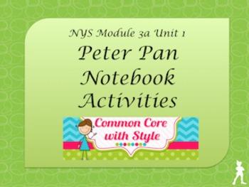 3rd Grade ELA Module 3 Unit 1 Notebook Activities