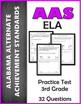 3rd Grade ELA Practice Test