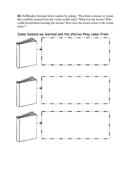 3rd Grade ELA Student Notebook and Usage Guide