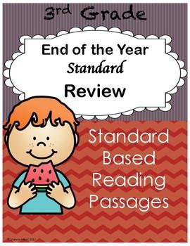 3rd Grade  EOY Standard Review