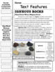 3rd Grade Earth Science Rocks, Minerals, Soil, Fossils & Weathering BUNDLE
